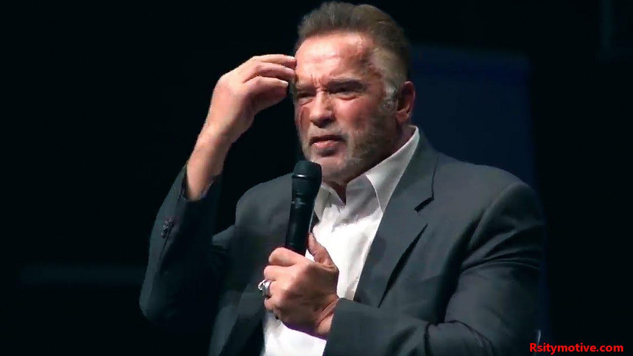 Arnold Schwarzenegger 2020 - The Speech That Broke the Internet