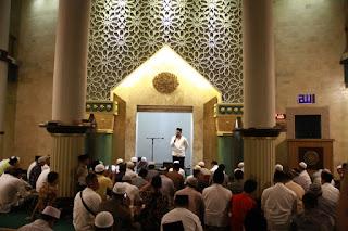 Gubernur Ingin Dorong Masjid Lahirkan Pengusaha Baru