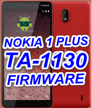 Nokia 1Plus TA-1130 Firmware/Stock Rom/Flash file Download