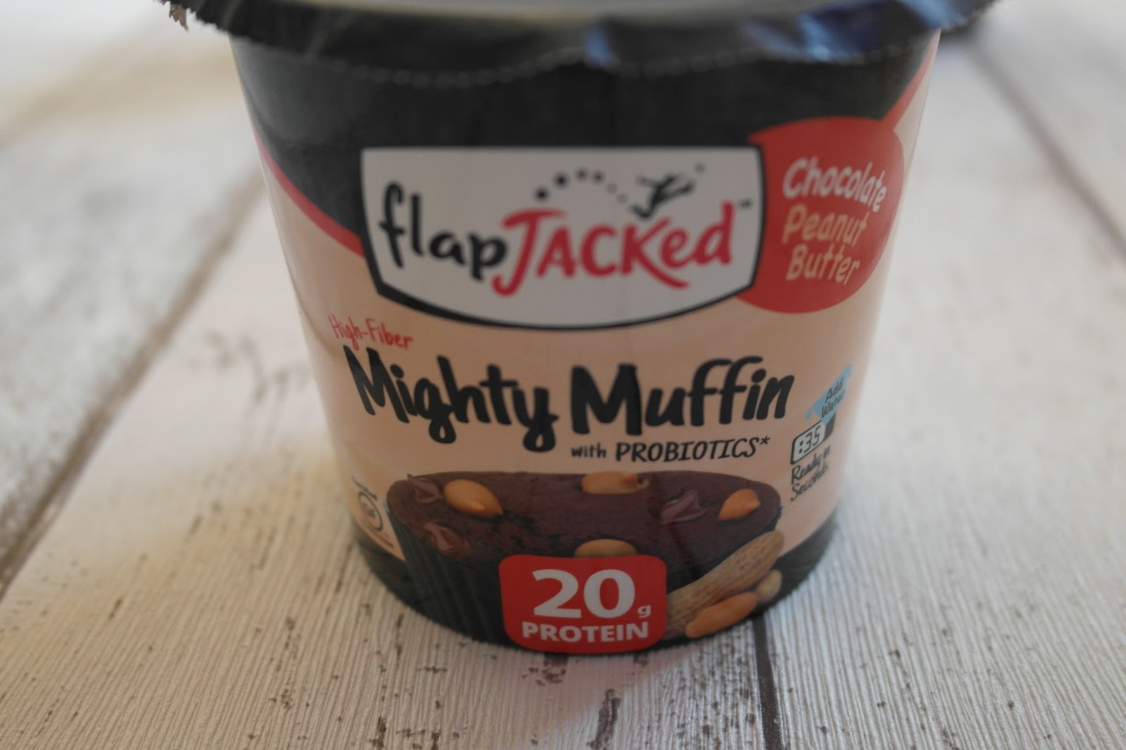 FlapJacked Mighty Muffin & Protein Pancake & Baking Mix Review