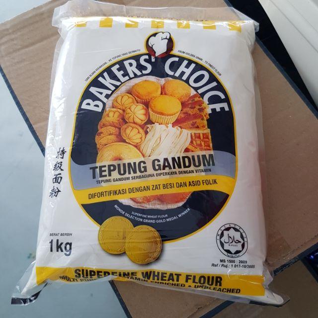Jenis-jenis Tepung Yang Ada Di Pasaran dan Kegunaannya