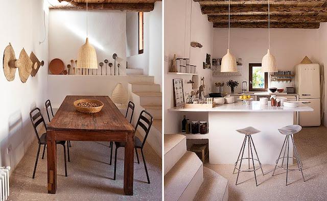 Ibiza villa casa de vacaciones en Ibiza chicanddeco