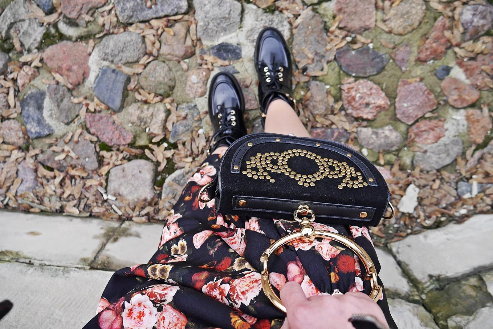 buty renee czarne botki klamerki czarne botki lakierowane fight the power karyn blog modowy