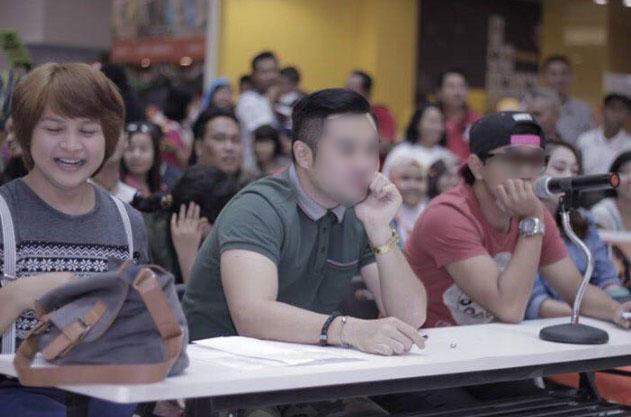 Saiful Malaysian Idol Jadi Pondan Mak Nyah