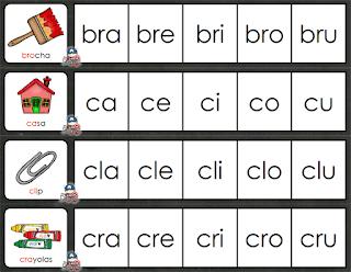 11 silabarios para niños de preescolar y primer ciclo de primaria gratis
