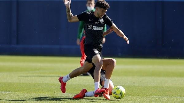 Málaga, sólo tres repiten en el once ante el Lugo