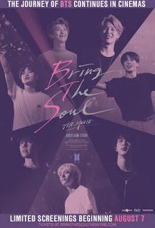 Music Korea Terbaru Produksi Big Hit Entertainment Co Review Bring The Soul: The Movie 2019 Bioskop