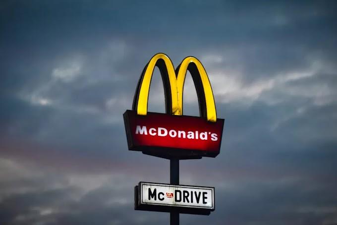 Dünyaca Ünlü McDonald's  Tehlike