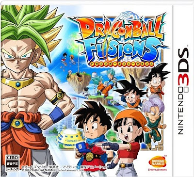 Dragon Ball Fusion (Decrypted 3DS Rom)