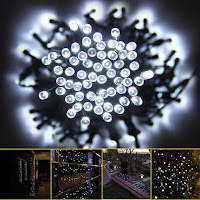 100 LED String Lights