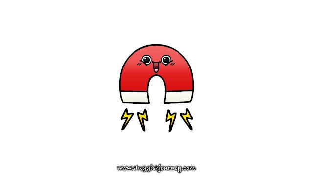 I am a horseshoe magnet