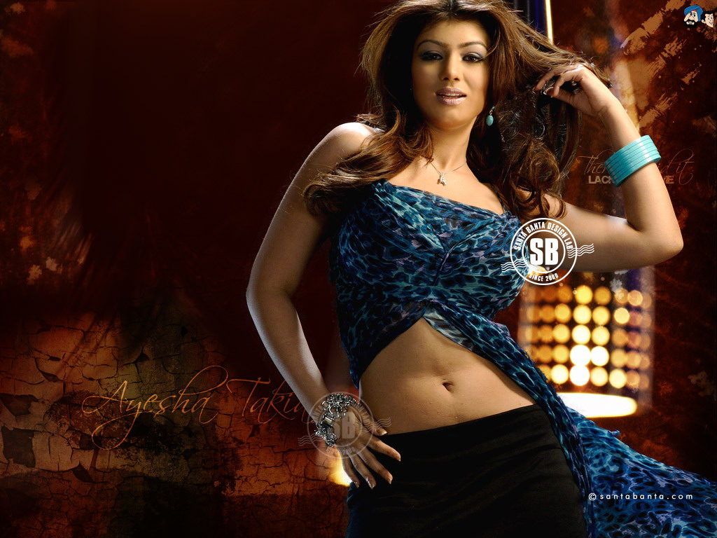 Ayesha Takia Sexy Hd Photo