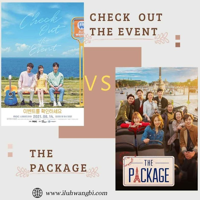Drama Check Out The Event VS The Package