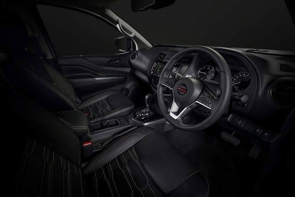 Nova Nissan Frontier 2021 com facelift - fotos e detalhes