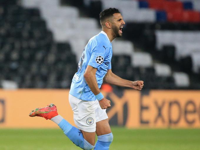 Champions: blitz del Manchester City a Parigi