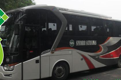 Harga Tiket Lebaran 2017 Bus Sindoro Satriamas