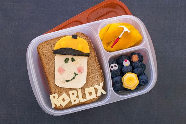 Roblox School Lunch Recipe Ideas!
