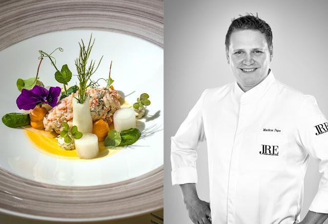 Markus Pape, Geschäftsführer und Küchenchef des Hotels Meisenheimer Hof.