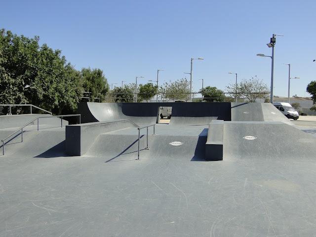 """Skate park de Chiclana de la Frontera """"Las Albinas"""""""