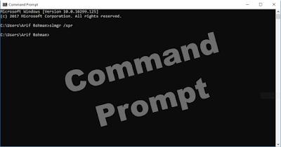 Apa itu Command Prompt dan cara menggunakannya
