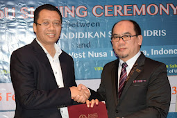 PEMPROV NTB SIAP KIRIM 15 MAHASISWA LANJUTKAN S2 DI MALAYSIA