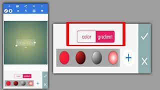 cara mengubah warna background di pixellab