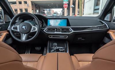 Carshighlight.com - 2020 BMW X7 M50i