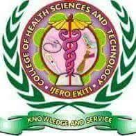 CHST Ijero-Ekiti Form 2020/2021 | Diploma & Certificate