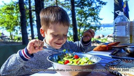 Cara Mengatasi Anak yang Tidak Suka Makan Sayuran