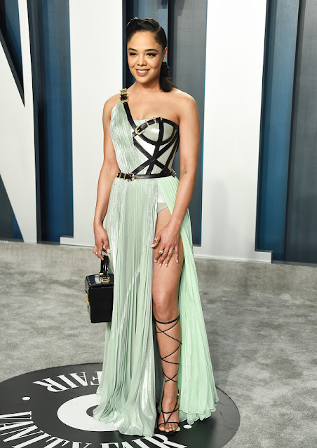 Tessa Thompson New Photos in Sexy Outfit Actress Trend