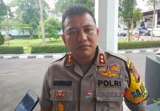 Kapolres Sukabumi, AKBP Nasriadi