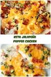 #Keto #Jalapeño #popper #chicken #crockpotrecipes #chickenbreastrecipes #easychickenrecipes #souprecipes