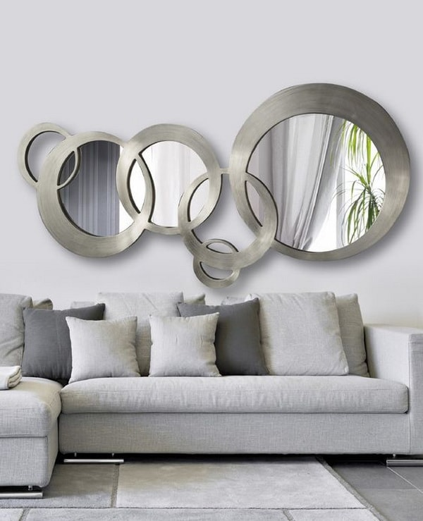 Ideas For Decorating With Mirrors - Home Interior Design 11