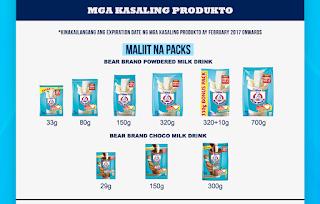 Milyon milyon Para Sa Ambisyon Raffle Promo, Bear Brand Promo 2016, Bear Brand Powdered Milk Promo