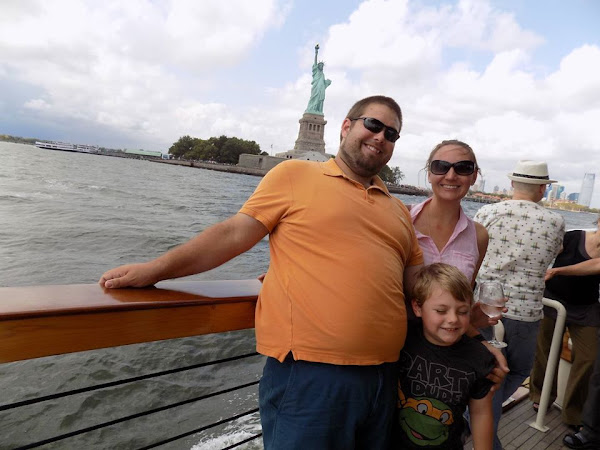 Celebrating 12 Years of Marriage with a Kid-Free Weekend in NYC!