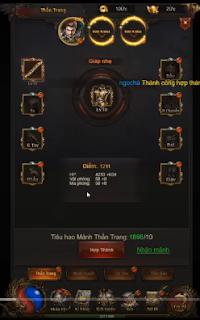 Game Trung Quốc H5 Đại Kiếm Vương Việt hóa Free VIP 15 + 200.000.000 KNB + 1 tỷ Kim Tệ + Vô số quà khủng