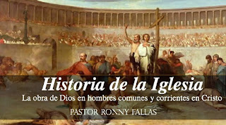 Historia de la iglesia por Ronny Fallas