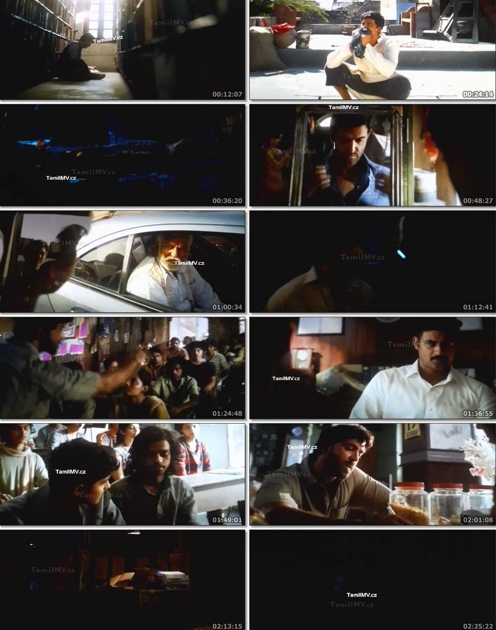 Screen Shot Of Super 30 2019 300MB Pdvd Full Hindi Movie Watch Online Free Download