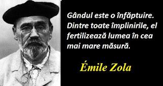 Citatul zilei: 2 aprilie - Émile Zola