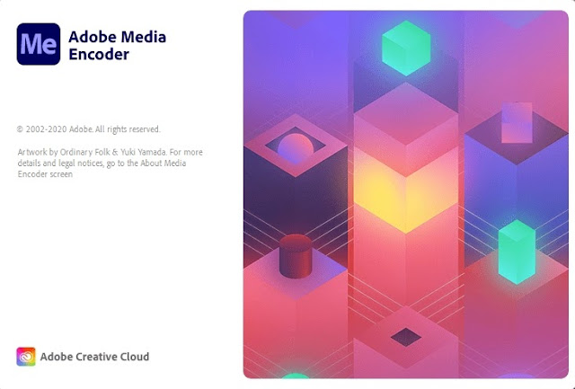 تحميل ميديا انكودر - Adobe Media Encoder 2020 أخر إصدار نسخة مفعلة