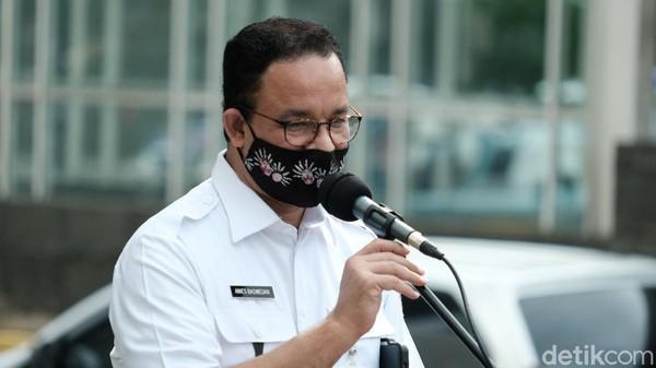 PSBB Transisi Jakarta Diperpanjang hingga 21 Desember