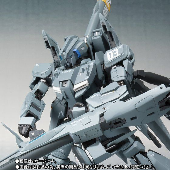 METAL ROBOT Damashii KA Signature MSZ-006C1 Ζeta Plus C1 [Sigman Shade] - Release Info - Gundam Kits Collection News and Reviews