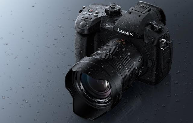 Fotografia della Panasonic GH5