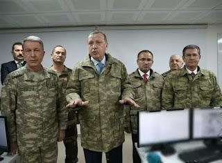أردوغان يكشف عن خسائر النظام السوري في اخر مواجهة