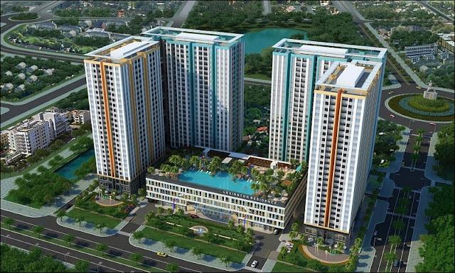 Lexington Residence apartment An Phu District 2