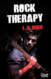 ROCK THERAPY de L.A. Brier