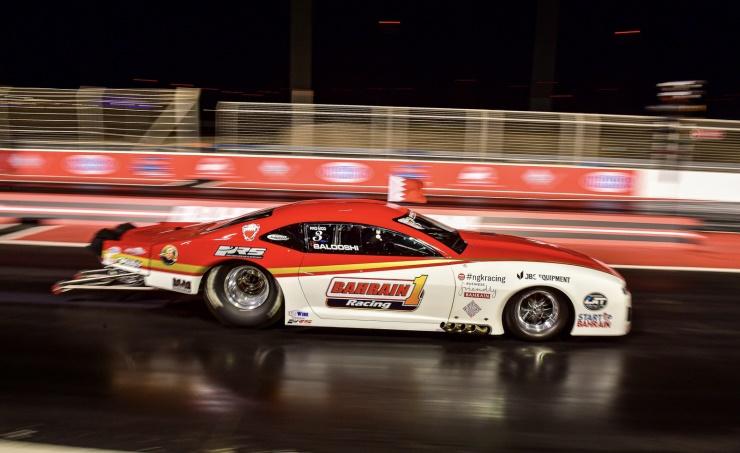 Al Balooshi clinches Pro Mod title in Bahrain Drag Racing