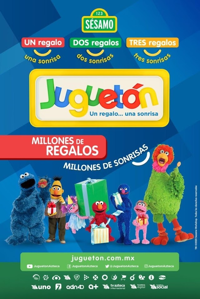 "Jorge Garralda da Banderazo a ""Juguetón 2020"""