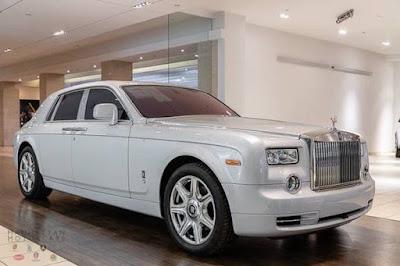 Pajak Rolls Royce Phantom Coupe 2020