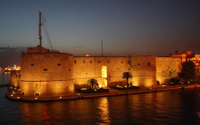 Aragonese Castle - Taranto